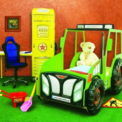 Traktor Green 1 pop