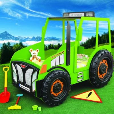 Traktor Green 2 pop