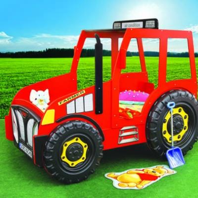Traktor Red 1 kopia