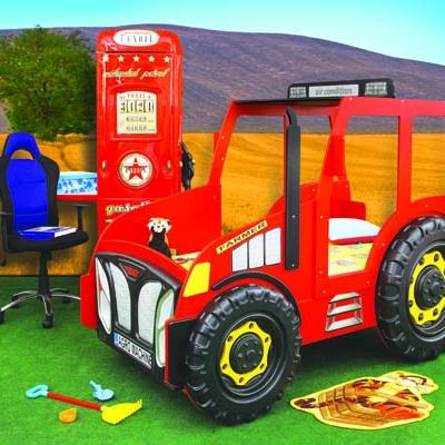 Traktor Red 2