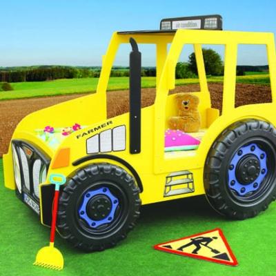 Traktor Yellow 1